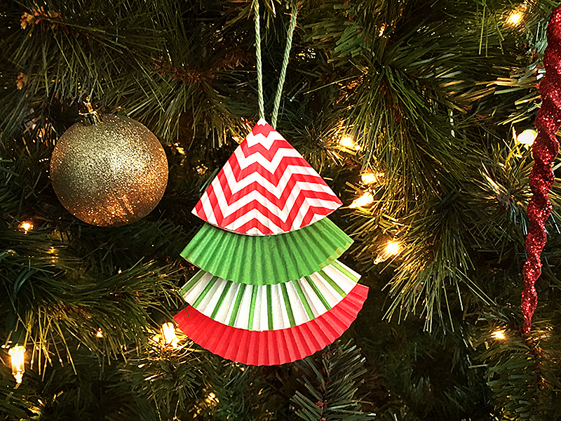 DIY Felt Christmas Tree for Kids | Upcycle Your Life